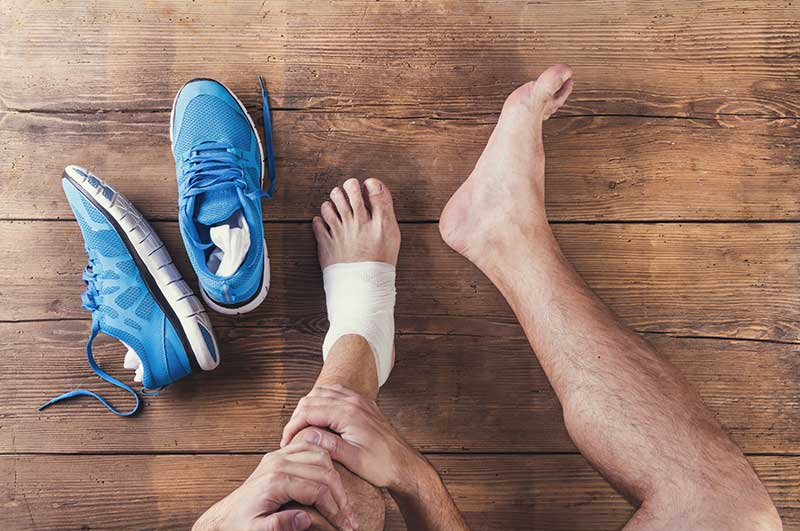 Ankle Sprains  Hackensack, NJ